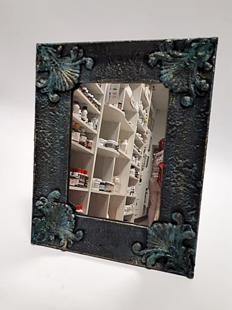 arthobbystudio warsztaty002 20191030efekt lustra ramka