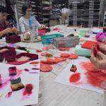 arthobbystudio warsztaty003 20191121foamiran kreatywna pianka kwiaty z foamiranu 150x150