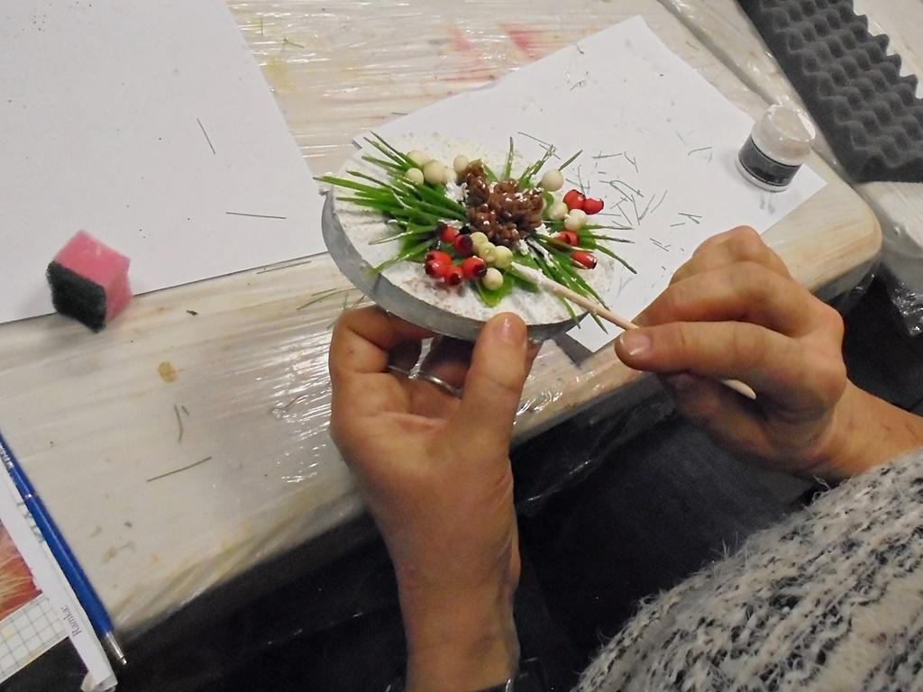 arthobbystudio warsztaty015 20191121foamiran kreatywna pianka kwiaty z foamiranu