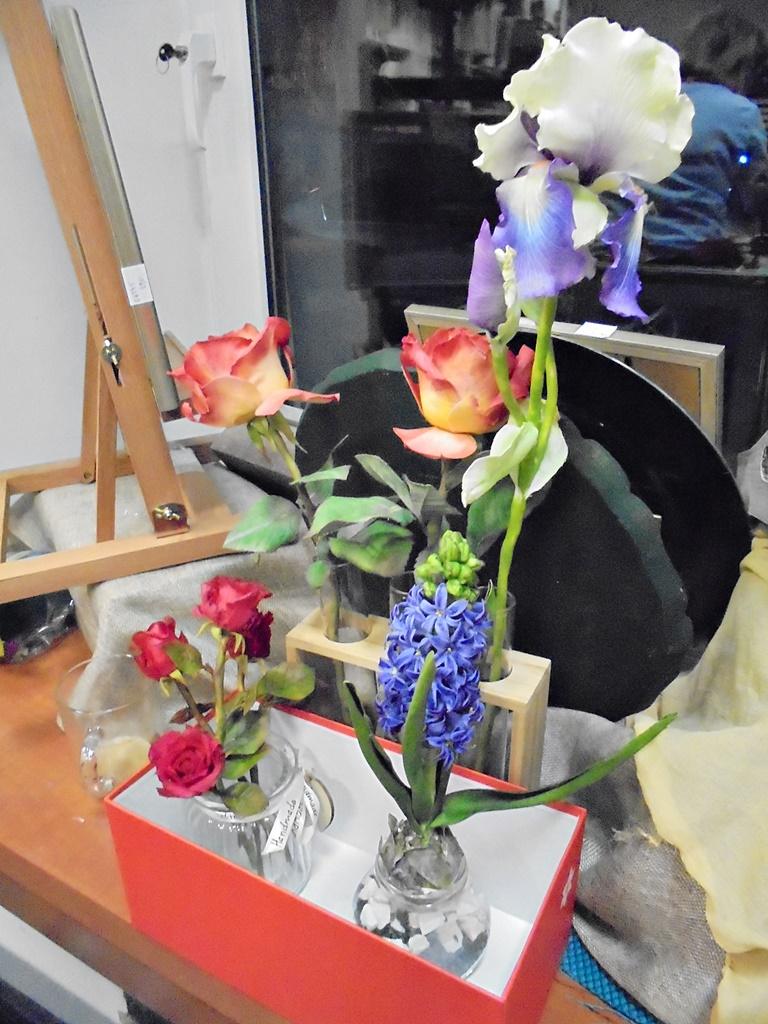 arthobbystudio warsztaty016 20191121foamiran kreatywna pianka kwiaty z foamiranu