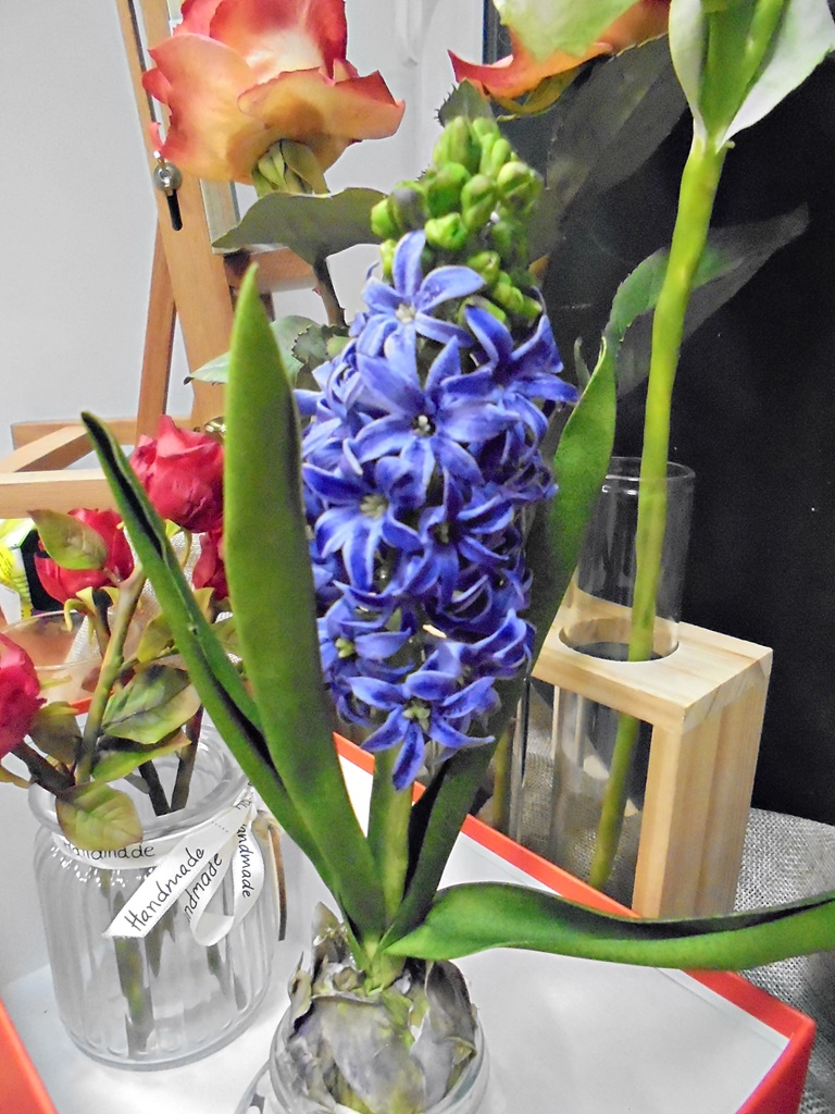 arthobbystudio warsztaty017 20191121foamiran kreatywna pianka kwiaty z foamiranu