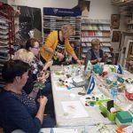 arthobbystudio warsztaty022 20191121foamiran kreatywna pianka kwiaty z foamiranu 150x150