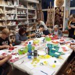 arthobbystudio warsztaty027 20191121foamiran kreatywna pianka kwiaty z foamiranu 150x150