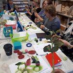 arthobbystudio warsztaty028 20191121foamiran kreatywna pianka kwiaty z foamiranu 150x150