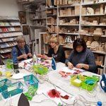 arthobbystudio warsztaty031 20191121foamiran kreatywna pianka kwiaty z foamiranu 150x150