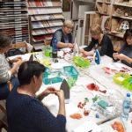 arthobbystudio warsztaty032 20191121foamiran kreatywna pianka kwiaty z foamiranu 150x150