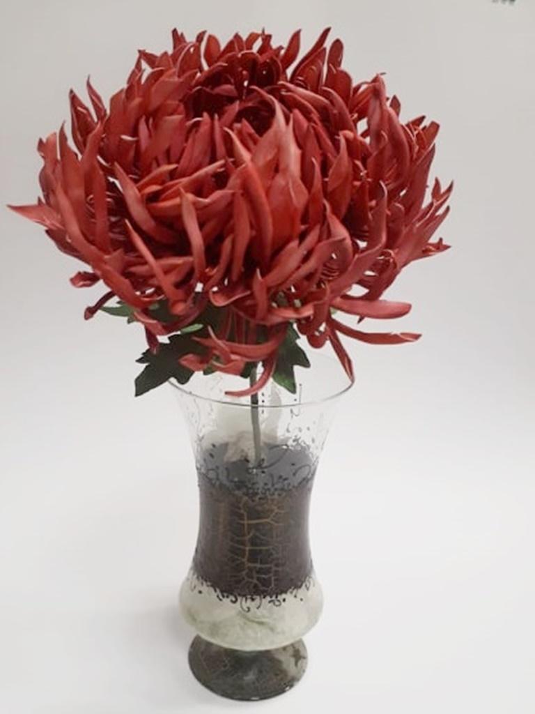 arthobbystudio warsztaty034 20191121foamiran kreatywna pianka kwiaty z foamiranu