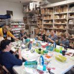 arthobbystudio warsztaty036 20191121foamiran kreatywna pianka kwiaty z foamiranu 150x150