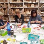 arthobbystudio warsztaty041 20191121foamiran kreatywna pianka kwiaty z foamiranu 150x150