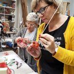 arthobbystudio warsztaty042 20191121foamiran kreatywna pianka kwiaty z foamiranu 150x150