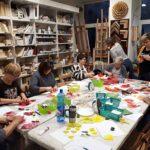 arthobbystudio warsztaty044 20191121foamiran kreatywna pianka kwiaty z foamiranu 150x150