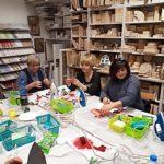 arthobbystudio warsztaty045 20191121foamiran kreatywna pianka kwiaty z foamiranu 150x150