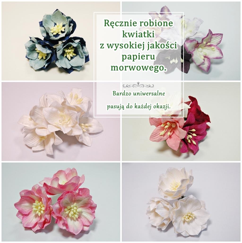 arthobbystudio scrapbooking kwiatki tajlandia lublin