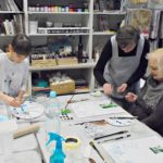 warsztatyDSC04839akwarela akwarelowe malarstwo tatiana majewska arthobbystudio kwiaty 150x150