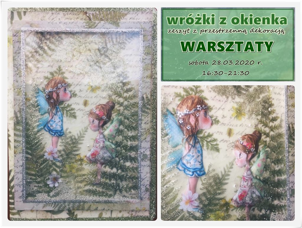 plakat arthobbystudio lublin beata woskowiak zeszyt wrozki blog 1024x772